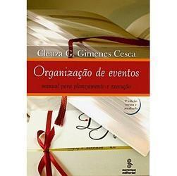 dica de livro: Organização de Eventos