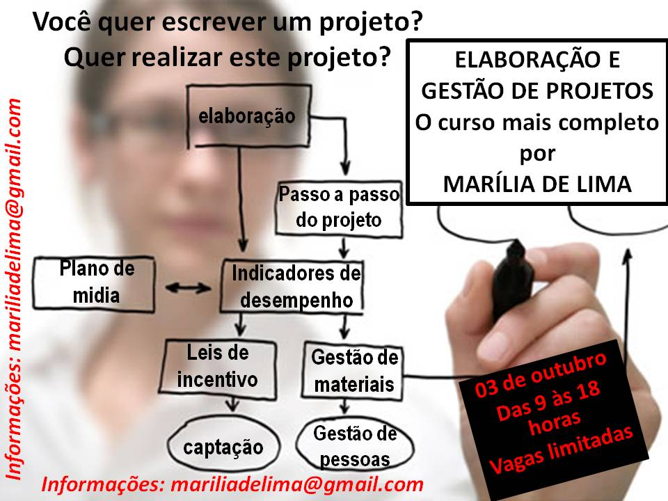"""""""ELABORAÇÃO E GESTÃO DE PROJETOS – O curso mais completo"""""""