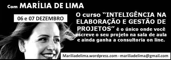 CURSO EM DEZEMBO - VAGAS LIMITADAS