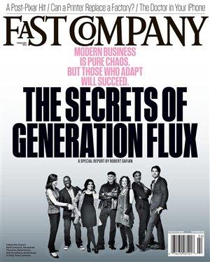 GERAÇÃO FLUX FAST COMPANY